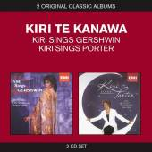 KANAWA KIRI TE  - 2xCD CLASSIC ALBUMS - KIRI SINGS GE