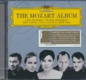 NETREBKO ANNA  - CD MOZART ALBUM (ARIAS & DUETS)