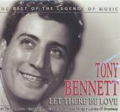 BENNETT TONY  - CD LET THERE BE LOVE