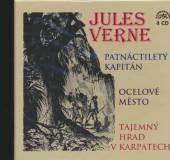 VARIOUS  - 4xCD JULES VERNE (P...