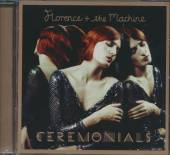 FLORENCE&THE MACHINE  - CD CEREMONIALS