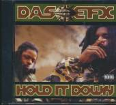 DAS EFX  - CD HOLD IT DOWN