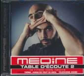 MEDINE  - CD TABLE D'ECOUTE 2