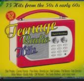 VARIOUS  - CD TEENAGE RADIO HITS