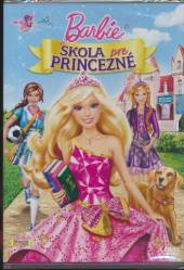 FILM  - DVD Barbie - škola ..