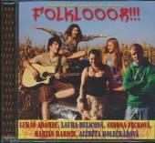 DIABOLSKE HUSLE  - CD FOLKLOOOR