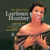 HUNTER LURLEAN  - 2xCD VELVET VOICE