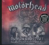 MOTORHEAD  - 3xBRD WORLD IS OURS VOL.1 [BLURAY]