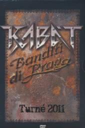 FILM  - 2xDVD KABAT - BANDITI DI PRAGA LIVE 2DVD