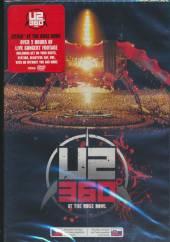 U2  - DVD U2 360 TOUR - LI..