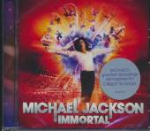 JACKSON MICHAEL  - CD IMMORTAL