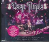 DEEP PURPLE & ORCHESTRA  - 2xCD LIVE AT MONTREUX 2011