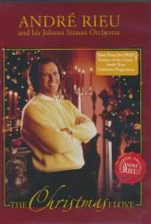 RIEU ANDRE  - DVD CHRISTMAS I LOVE
