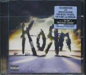 KORN  - CD PATH OF TOTALITY