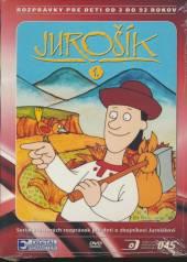FILM  - DVS Jurošík 1 DVD - predajna Topolcany