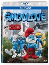 FILM  - DVD Šmoulové 3D - ..