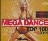 VARIOUS  - CD MEGA DANCE BEST OF 2011..