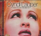 LAUPER CYNDI  - 2xCD TRUE COLORS:THE BEST OF