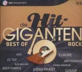VARIOUS  - 3xCD DIE HIT GIGANTEN-BEST OF ROCK