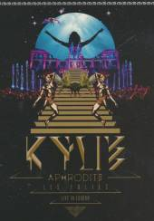MINOGUE KYLIE  - 3xCD+DVD APHRODITE L..