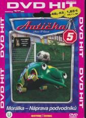 FILM  - DVP Autíčka 5 (Auto B-Good) DVD