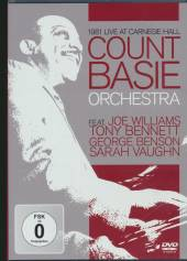 BASIE COUNT FEAT. TONY BENNETT..  - DV AT CARNEGIE HALL