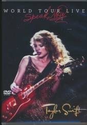 SWIFT TAYLOR  - DVD SPEAK NOW WORLD TOUR LIVE