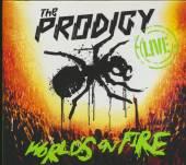PRODIGY  - CD LIVE - WORLD'S.. -CD+DVD-