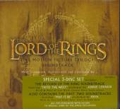 SOUNDTRACK  - 3xCD LORD OF THE RINGS KOMPLET 3CD