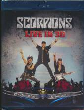SCORPIONS  - BRD GET YOUR STING A..