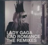 LADY GAGA  - CD BAD ROMANCE: THE REMIXES