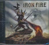 IRON FIRE  - CD REVENGE