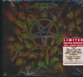 ANTHRAX  - CD WORSHIP MUSIC LIMITED EDITION