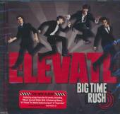 BIG TIME RUSH  - CD ELEVATE
