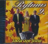 RYTMUS  - CD 09 JAVOROVE LISTIE