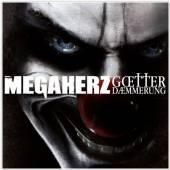 MEGAHERZ  - CD GöTTERDĂAMMERUNG