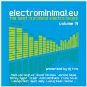 VARIOUS  - CD ELECTRO MINIMAL.EU VOL.3