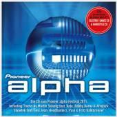 VARIOUS  - CD PIONEER ALPHA FESTIVAL