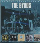 BYRDS  - 5xCD ORIGINAL ALBUM CLASSICS