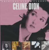 DION CELINE  - 7xCD ORIGINAL ALBUM CLASSICS