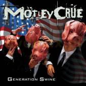 MOTLEY CRUE  - CD GENERATION SWINE