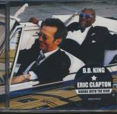 KING B B & CLAPTON ERIC  - CD RIDING WITH THE KING