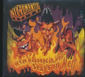 NEKROMANTIX  - CD WHAT HAPPENS IN HELL..
