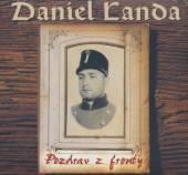 LANDA DANIEL  - CD POZDRAV Z FRONTY/DIGIPACK