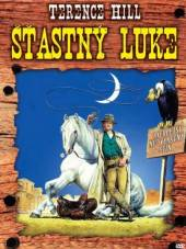 FILM  - DVD Šťastný Luke (Lucky Luke) DVD