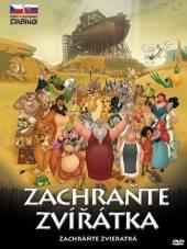 FILM  - DVP ZACHRAŇTE ZVÍŘÁTKA (El Arca) DVD