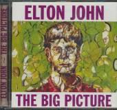 JOHN ELTON  - CD BIG PICTURE