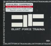 CAVALERA CONSPIRACY  - 2xCD+DVD BLUNT FORCE TRAUMA