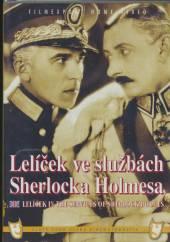 FILM  - DVD LELICEK VE SLUZBACH S.HOLMESE