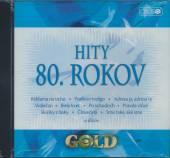 VARIOUS  - CD GOLD - HITY 80. ROKOV